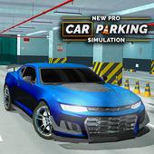 新款停车场驾驶