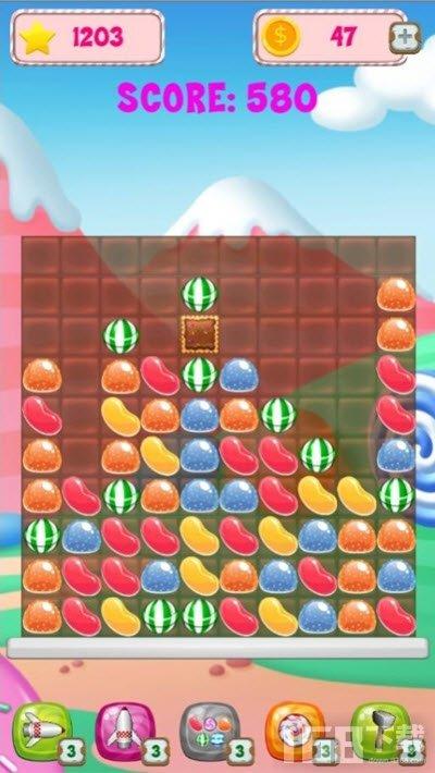 糖果驱逐舰