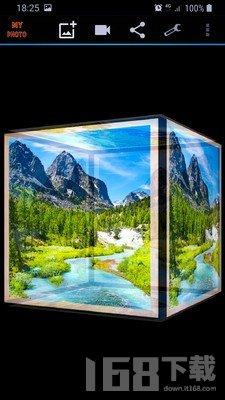 我的3D照片动态壁纸