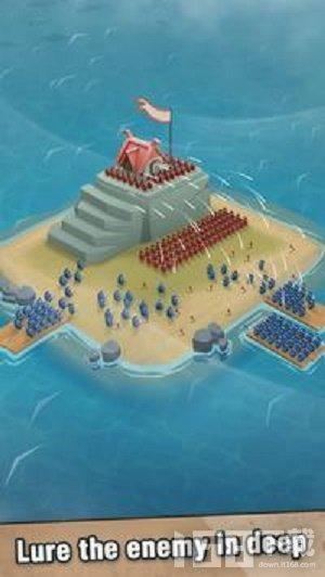 小岛塔防战争