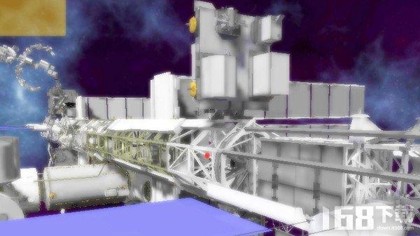 太空探测站模拟器