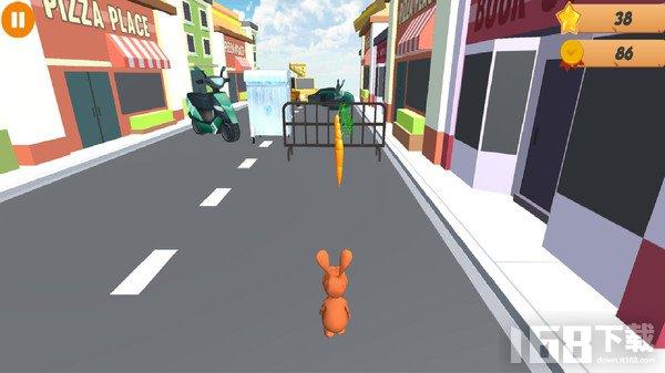 兔子快点跑