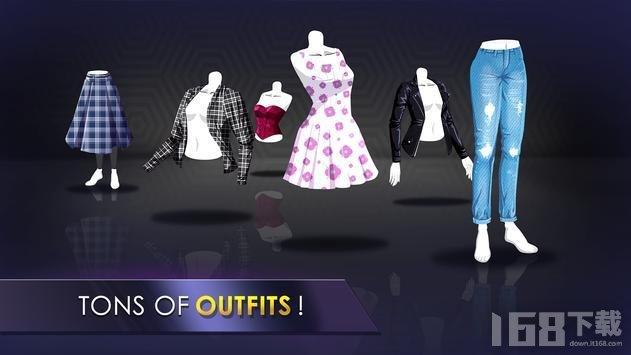 时尚造型和超模