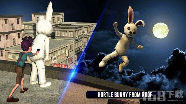 恐怖的兔子