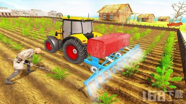 现代农场模拟器