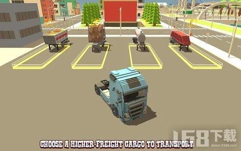 欧元城市卡车司机