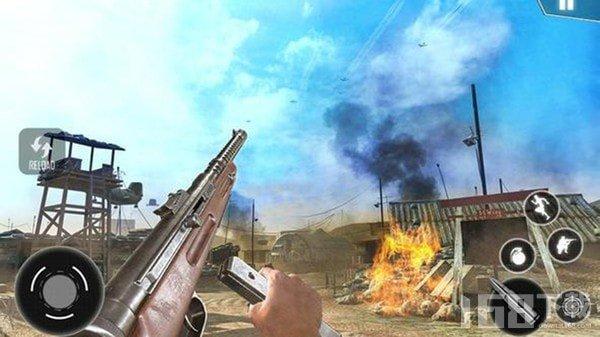 二战生存射击