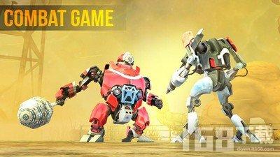 机器人冲突
