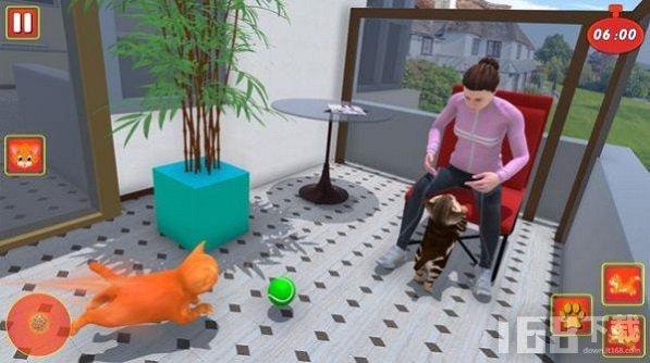 沙雕猫模拟器