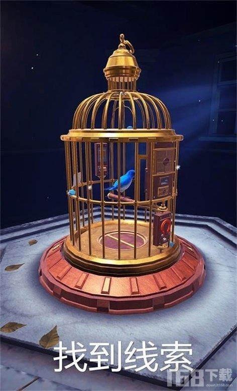 神秘的鸟笼