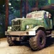 苏联越野卡车司机