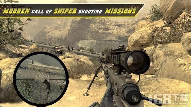 狙击手的召唤
