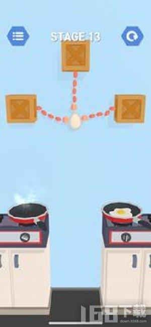 坠落的鸡蛋3D