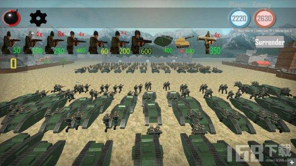 二战模拟苏联战争