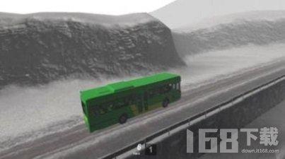 雪地巴士驾驶