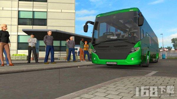 世界巴士模拟器2021