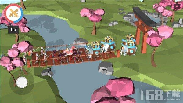 古代战争模拟机