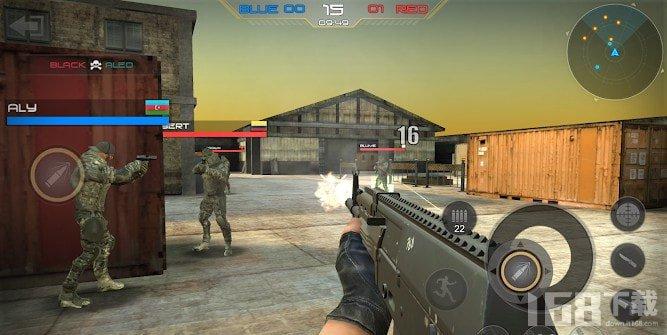 战斗召唤瞄准射击FPS