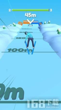 冬季运动会3D