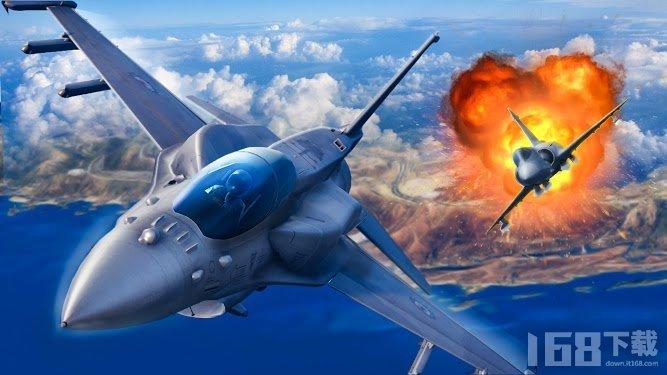 空战喷气式飞机2021