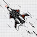 纸上飞机逃生游戏
