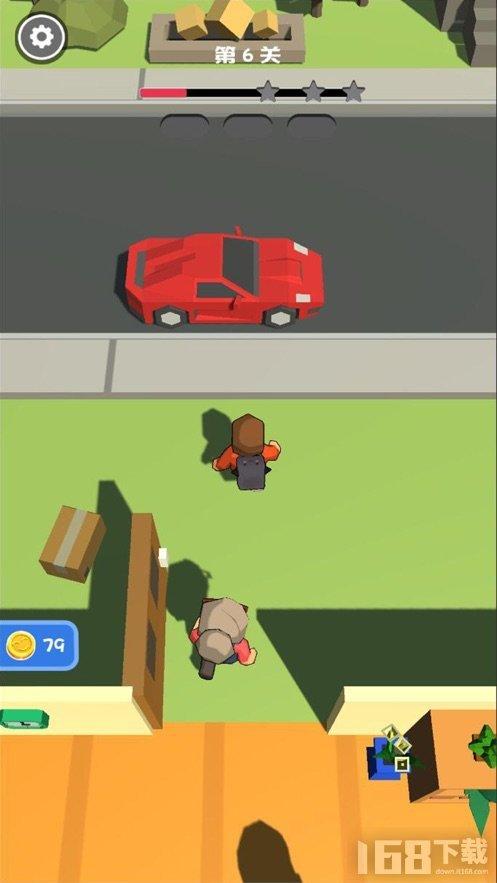 熊孩子快跑模拟器