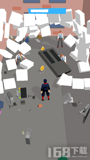 办公室大破坏
