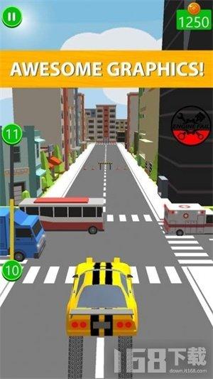 高速公路阻塞交通
