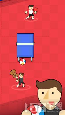 疯狂兵乓球