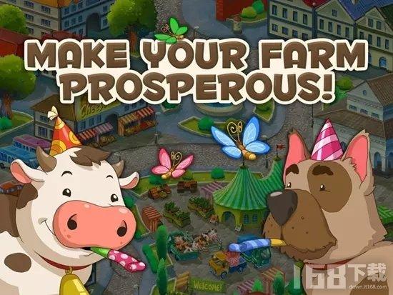 欢乐时光农场