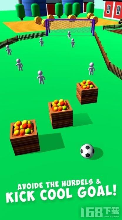 足球挑战疯狂踢