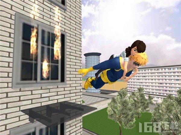 弹性超级英雄冒险