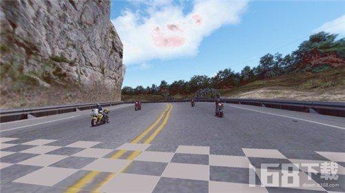 超级摩托车联赛