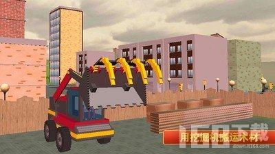 迷你建筑工人世界