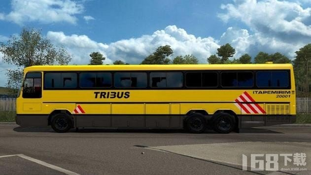 大型的公交车模拟驾驶