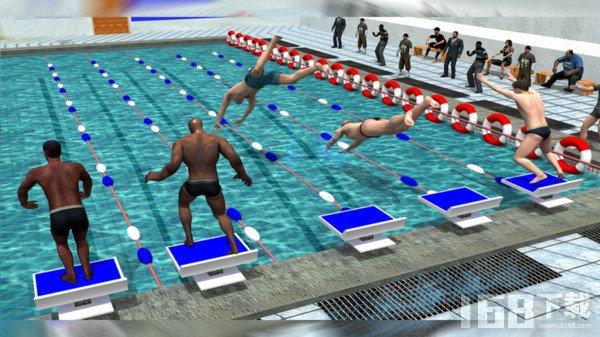游泳锦标赛