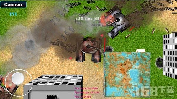 坦克大战无尽毁灭