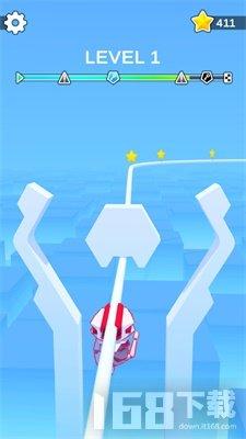 天空轨道障碍赛