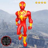 红色火柴蜘蛛侠