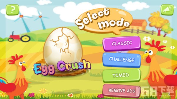 儿童鸡蛋消除