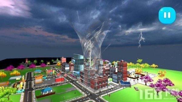 雷雨龙卷风模拟器