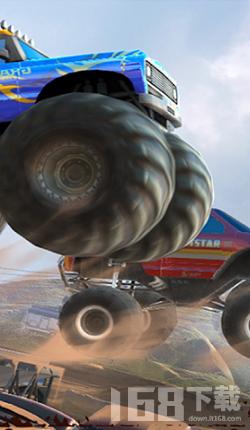 怪物卡车大争斗