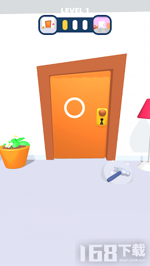 打开这扇门