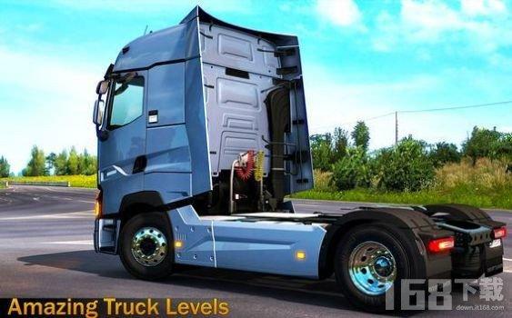 2020大卡车停车驾驶