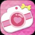 甜蜜粉色相机