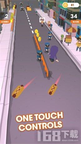 滑板街霸手游