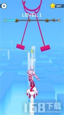 天空轨道障碍赛手机版