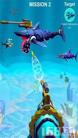 海底世界大猎杀