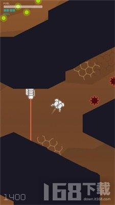 矿井探险游戏