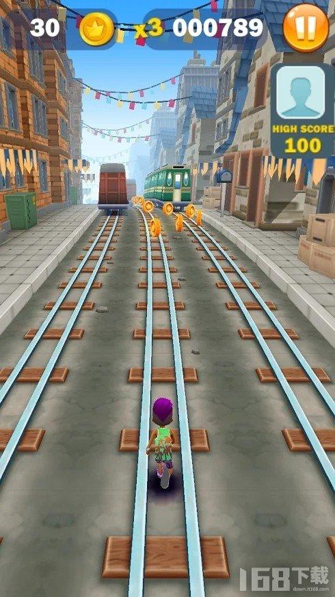 地铁短跑3D